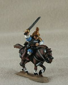TIMC07 Mounted Late Timurid Officer